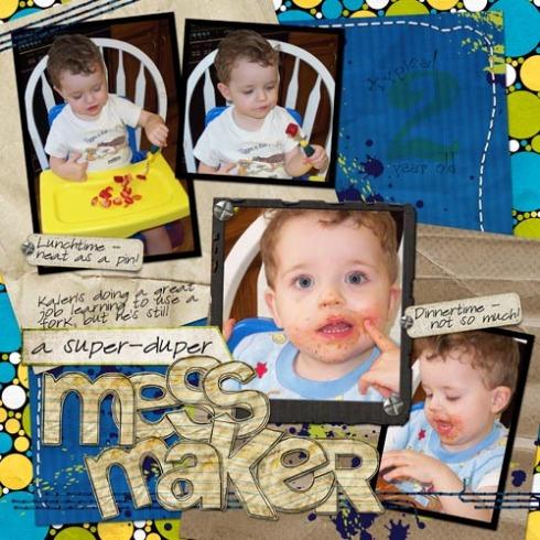 MessMaker